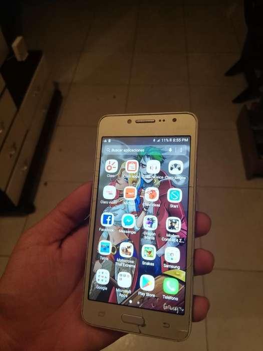 Samsung Galaxi J2 Prime Fisurado