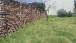GANGAZO EN TIBASOSA, BOYACA. LOTE URBANO CON EXCELENTE UBICACIÓN.