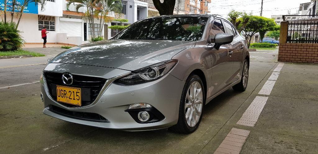 Mazda 3 Grand Touring 2015 Full