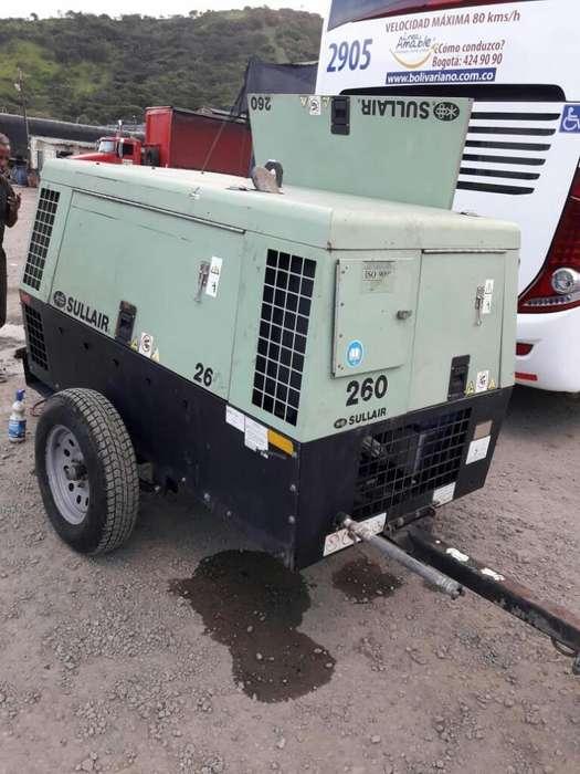 Compresor Sullair 260