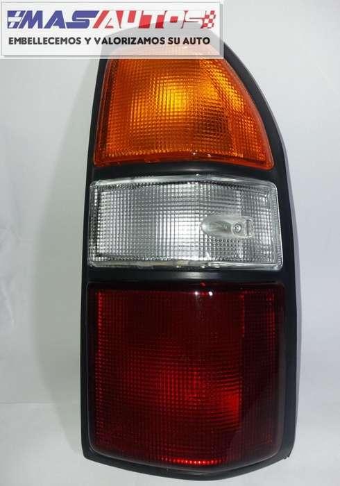 Stop Toyota prado FJ 90 Burbuja Autana / Pago contra entrega a nivel nacional / Envío sin costo