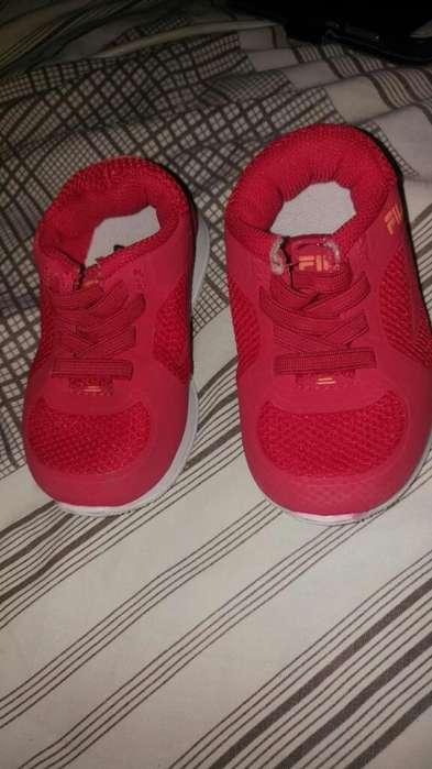 Zapatillas Fila Original de Niños