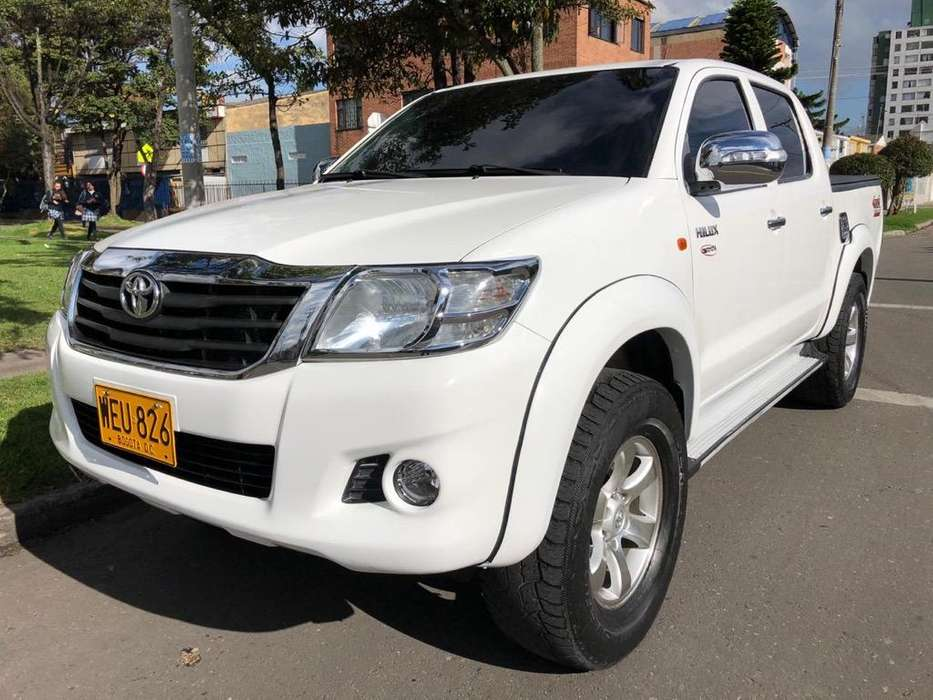 Toyota Hilux 2014 - 65000 km