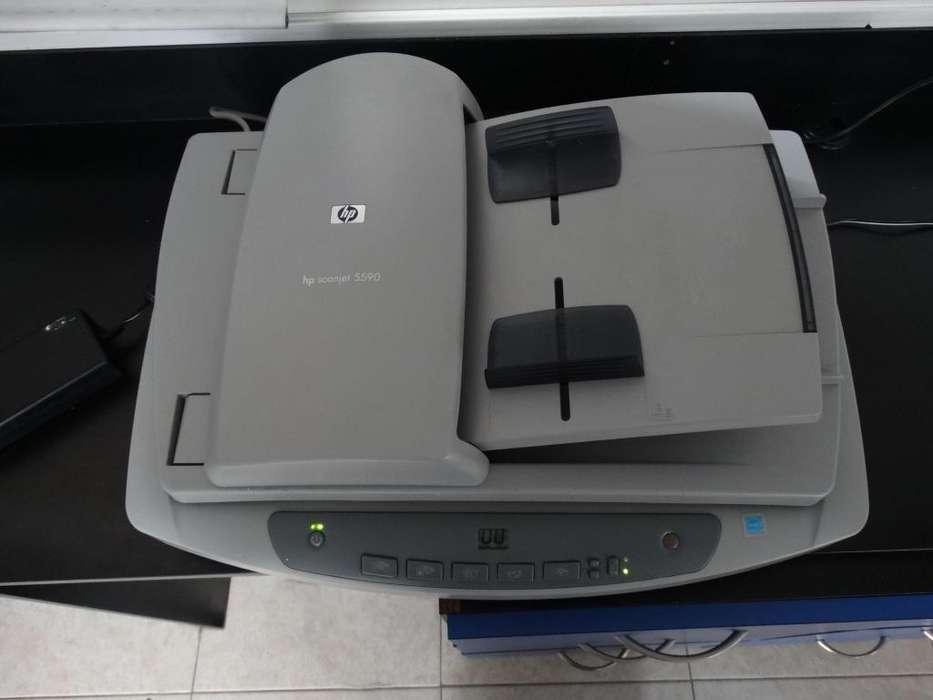SCANER HP 5590