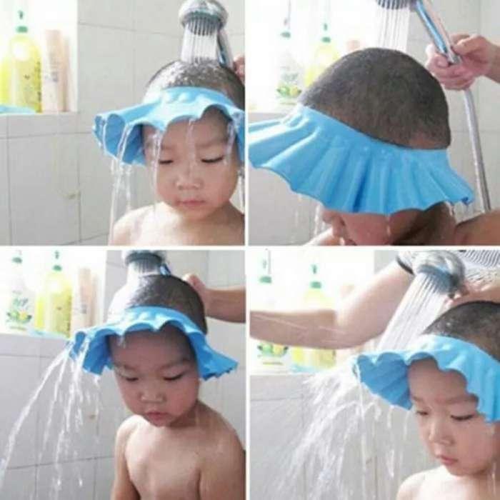 Gorra Visera de Baño Bebé