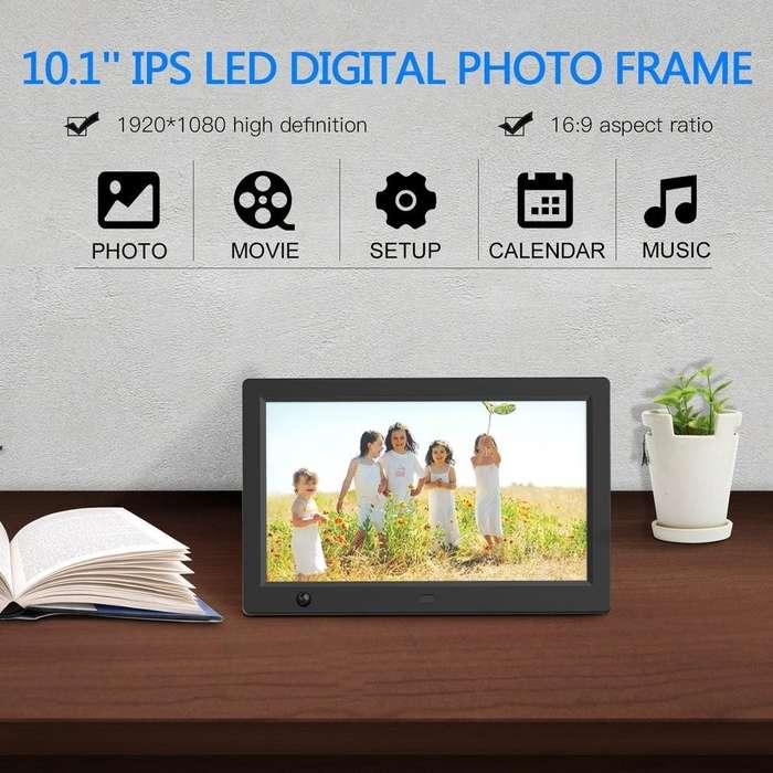 Porta fotos digital con reproductor de vídeo.(Photo Frame).