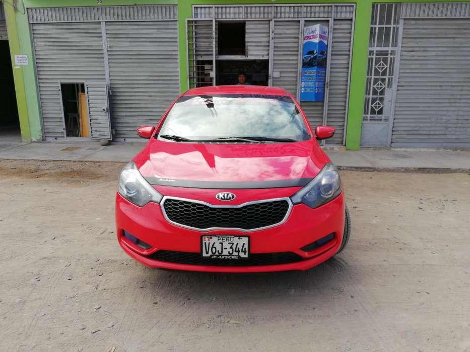 Kia Rio Hatchback 2014 - 41000 km