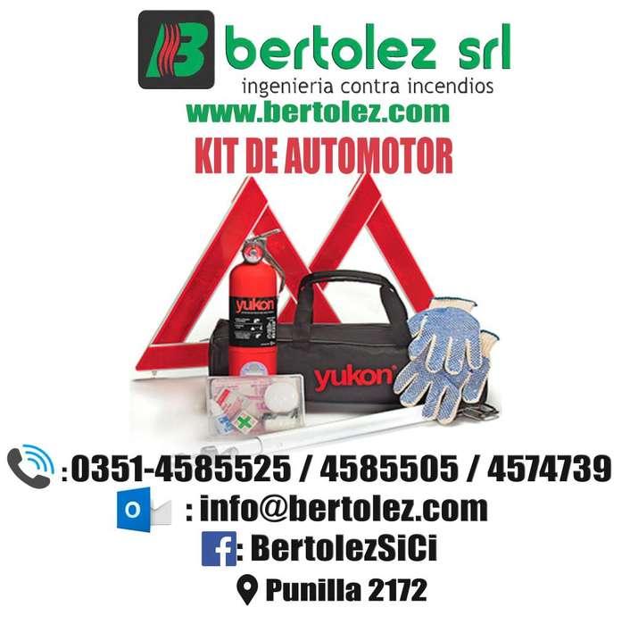 Kit de Automotor Bertolez