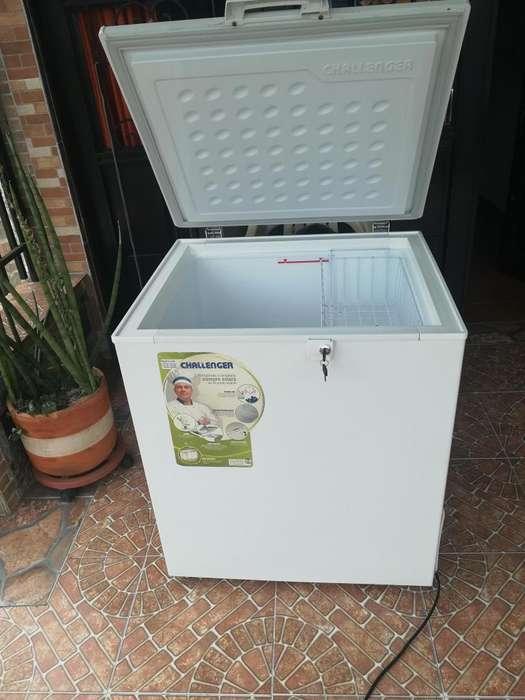 Refrigerador Congelador Challenger de 230 L