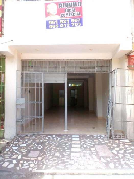 Alquiler de local comercial en Av. Sáenz peña 573 Pucallpa
