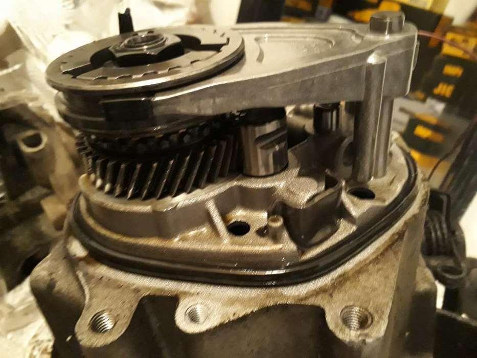 Caja de Cambios Renault Citius Megane