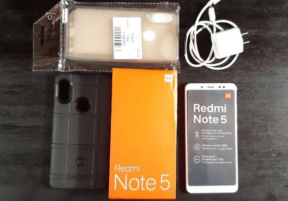 Celular Xiaomi Note 5 Global Plus