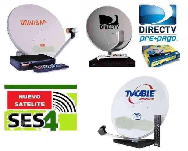 Instalacion de antenas Directv, cnt,Tvcable, Univisa, fta