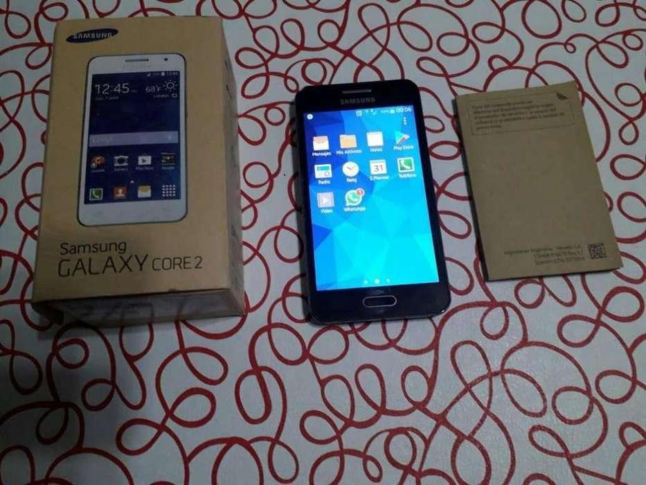 Samsung Galaxy core 2 LIBERADO