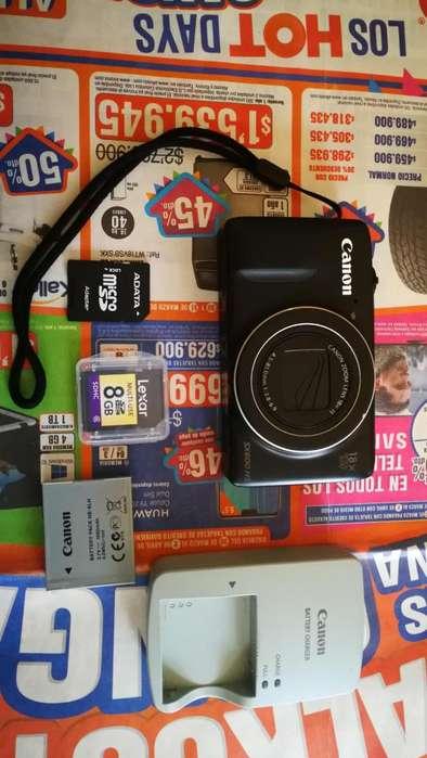 Camara Canon Powershot Sx600 Hs