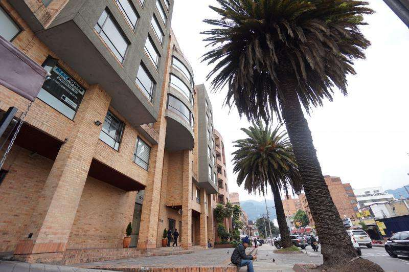 <strong>oficina</strong> En Venta En Bogota Chapinero Norte Cod. VBJIL4447