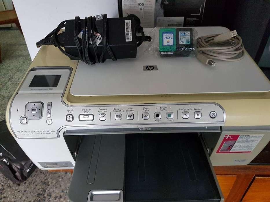 Impresora Hp. Multifunción
