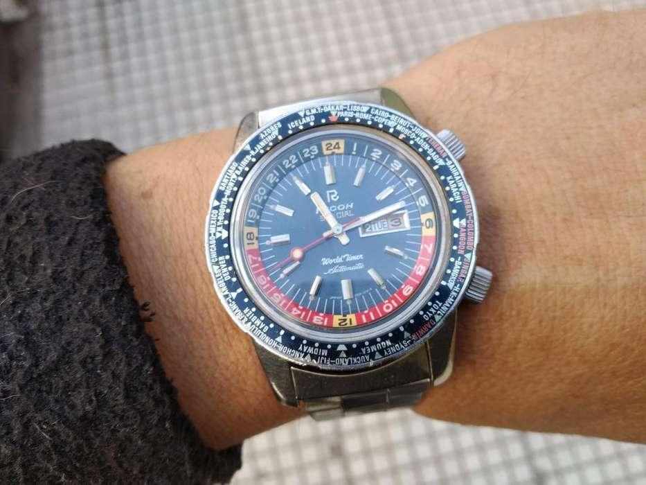 Ricoh World Timer Automatico Original