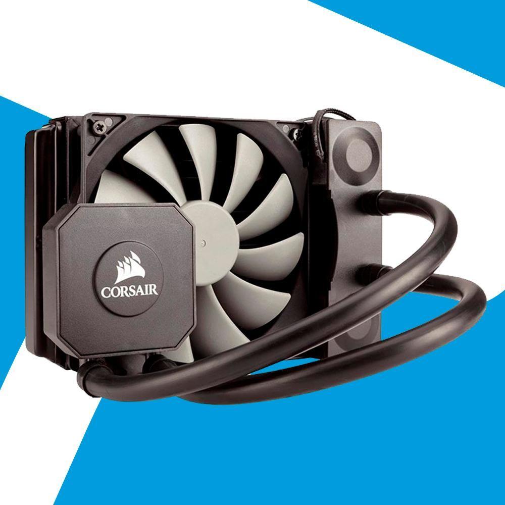 Acp - Enfriamiento Liquido Corsair H45 Compatible Intel Amd