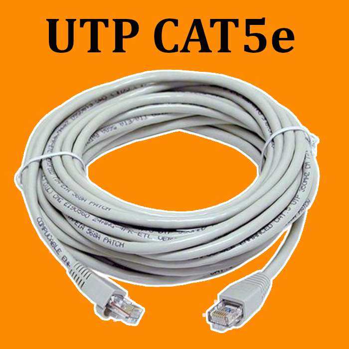 Cable de Internet a Medida Red Utp Cat 5e Desde 1 Metro