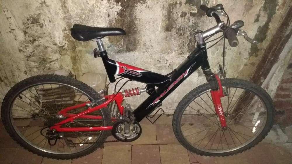 Bicicleta Mountain Bike Ralegih