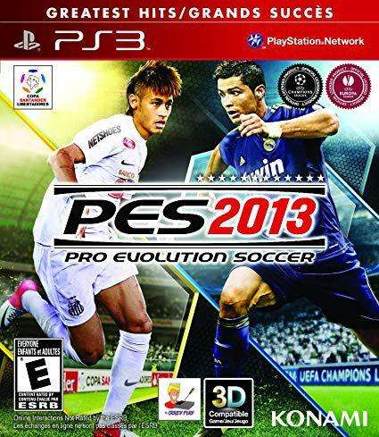 Winning Eleven - Pro Evolution Soccer 2013 ( PES2013 ) Playstation 3