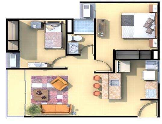 Vendo apartamento en Alto Bosque Cartagena - wasi_1318315
