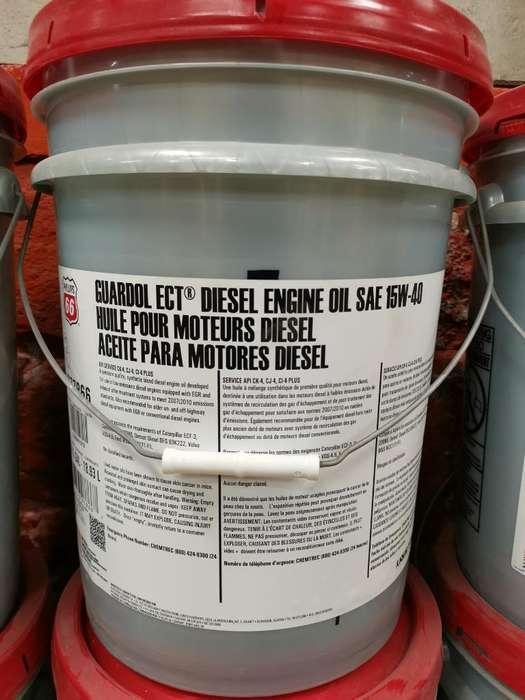 Aceite 15w40 ck4 7500km