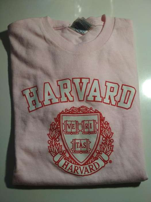 Remera Harvard Original