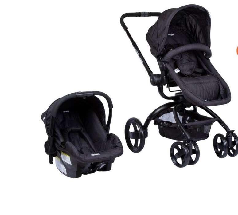 Vendo Coche de Bebé : Modelo Ha3042 Fa0051 Travel System Igiro Dark Grey