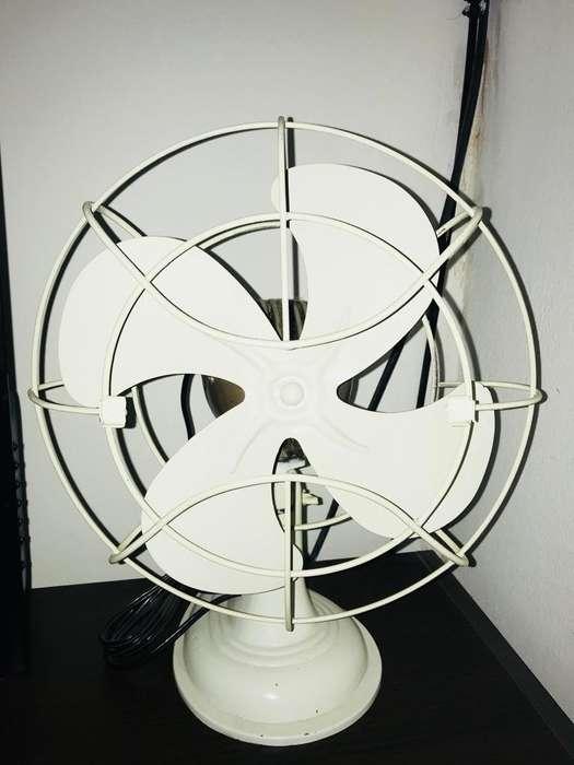 Ventilador Vintage Funcional