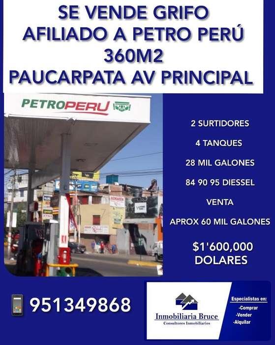 Vendo Grifo Petro Perú 360m2