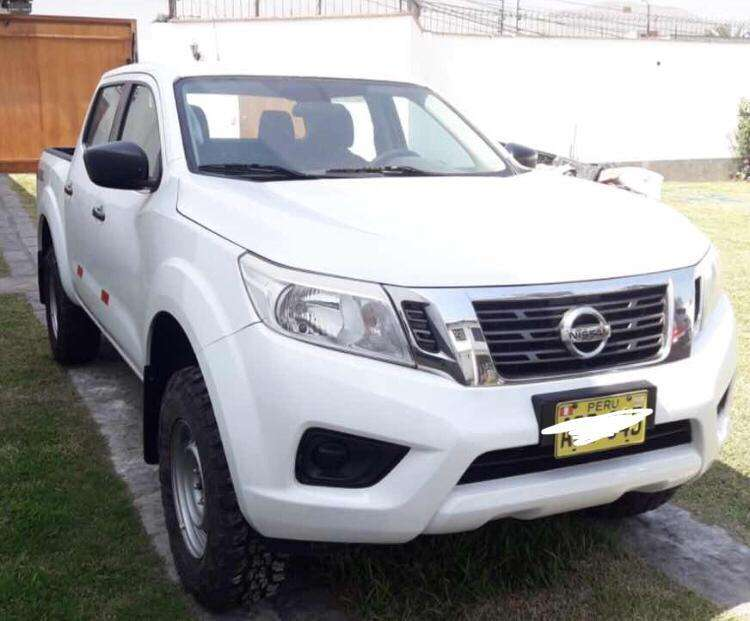 <strong>nissan</strong> Frontier 2015 - 80000 km