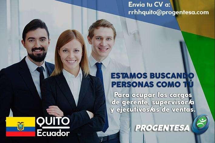 Asesores financieros / Ejecutivos comerciales.