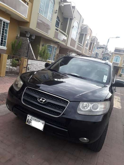 Hyundai Santa Fe 2007 - 103000 km