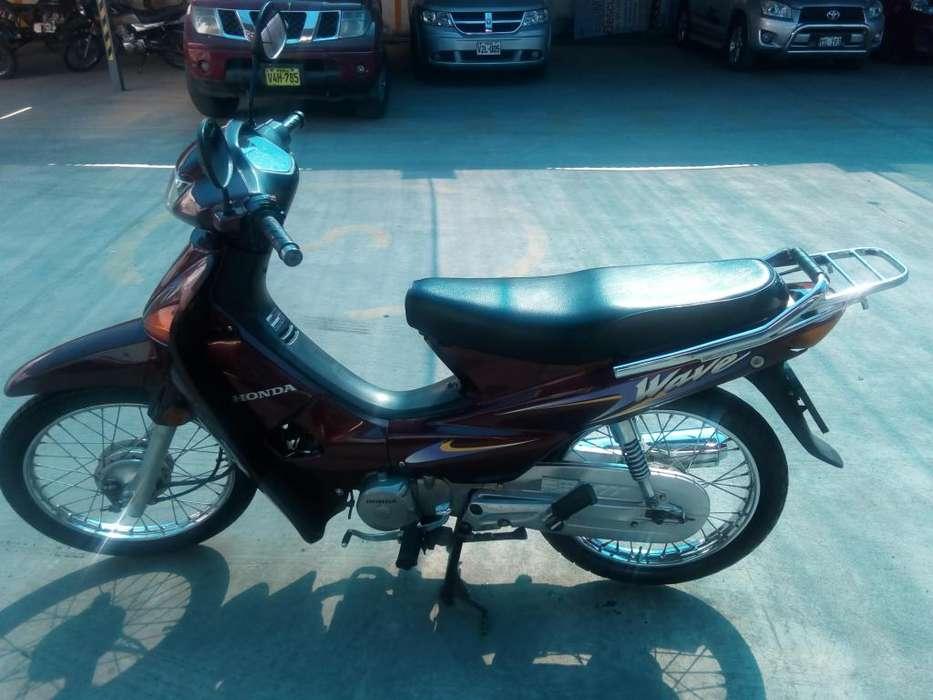 Moto Moto Honda Wave 100