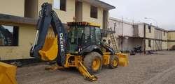 JOHN DEERE RETROEXCAVADORA 310SK 2012 (Propietario vende)