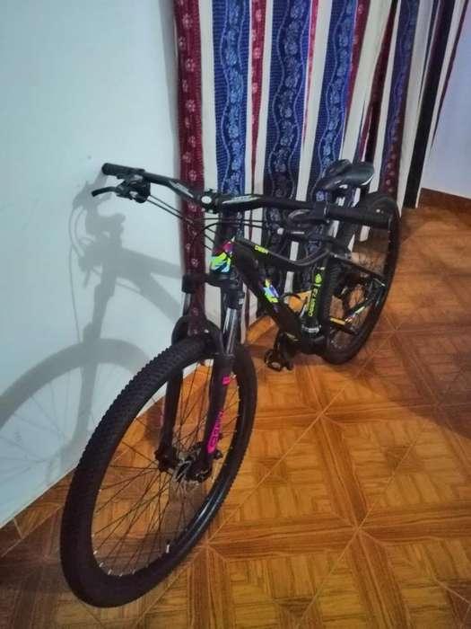 Bicicleta Gw Pará Mujer Nueva