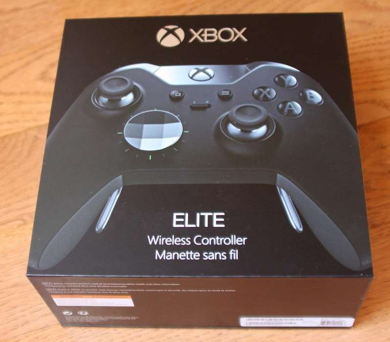 CONTROLES ELITE XBOX ONE NUEVOS SELLADOS A DOMICILIO