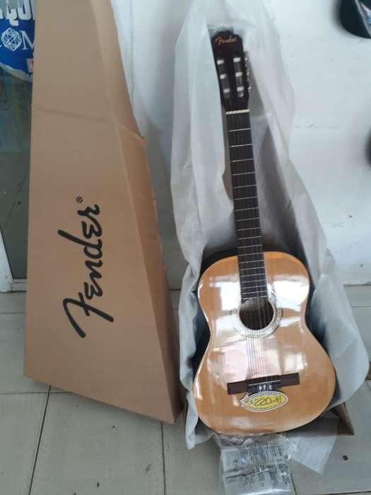 Guitarra Acustica Nueva Marca Fender
