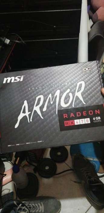 Vendo O Cambio Rx 470 Armor