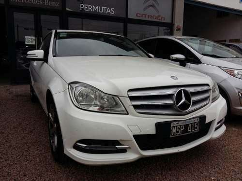 <strong>mercedes-benz</strong> Clase C 2013 - 80000 km