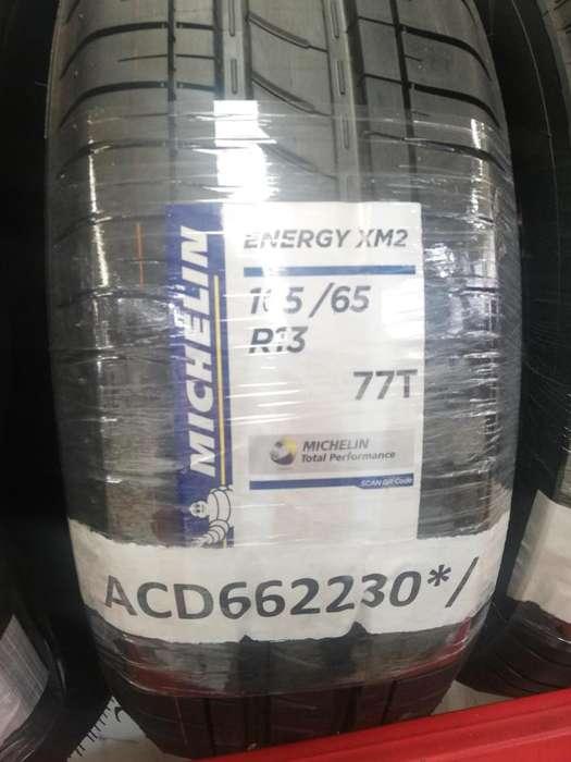 LLANTA 165 65 R13 M-MICHELIN