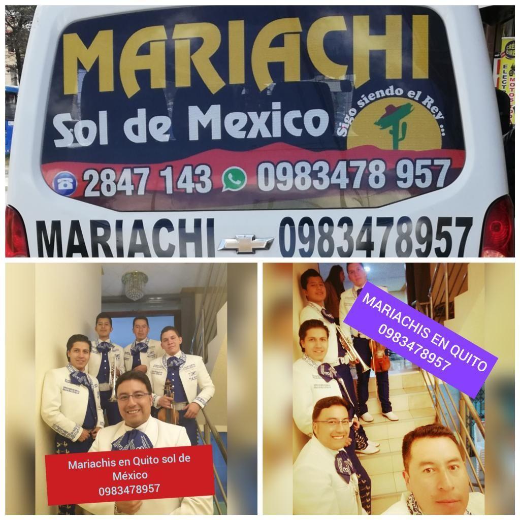 Mariachis en Chillogallo Solanda Ajavi