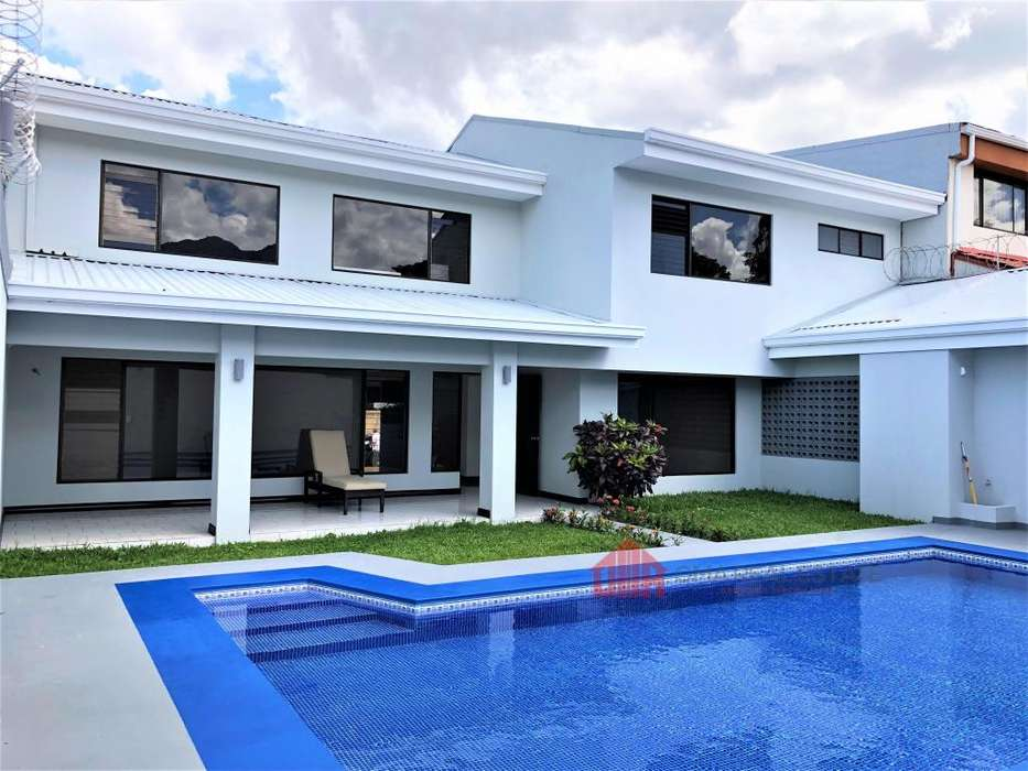 House In Escazú Trejos Montealegre With Pool Newly Remodeled