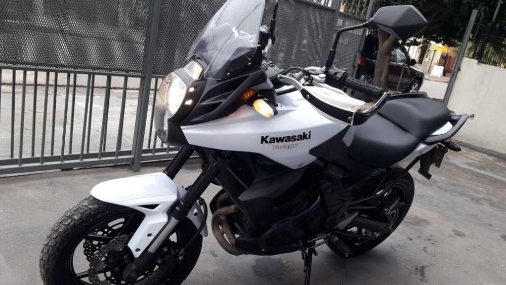 <strong>kawasaki</strong> KLE 650 VERSYS 2013