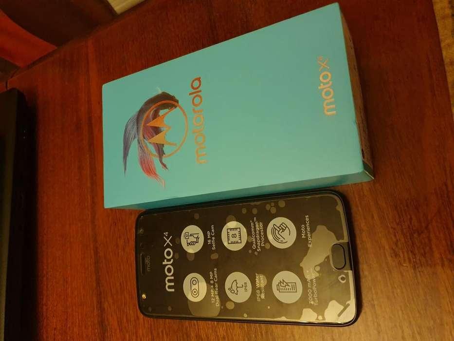 Motorola X4 Nuevo Tarj de Credito