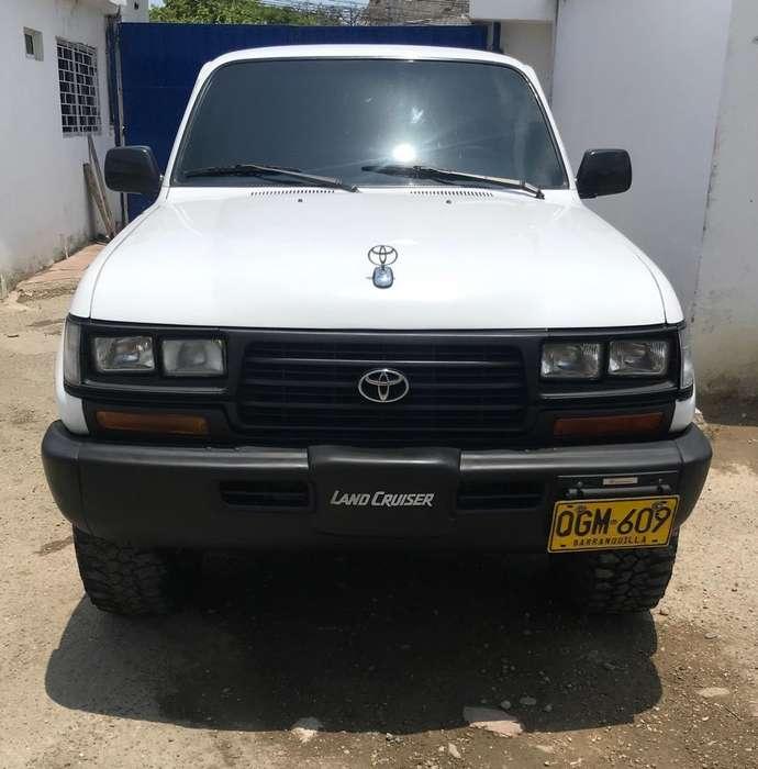Toyota Land Cruiser 1993 - 222000 km