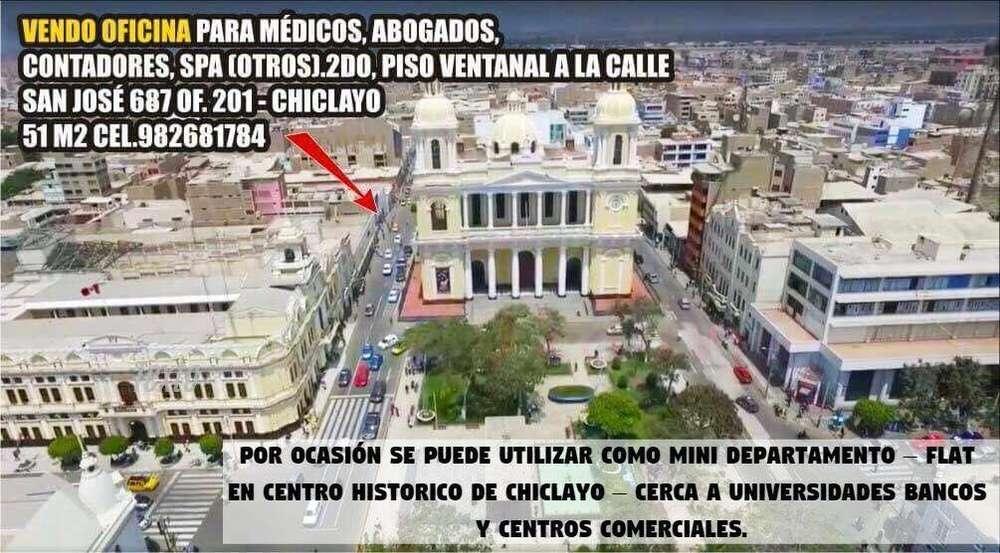 Oficina con Ventanal Chiclayo