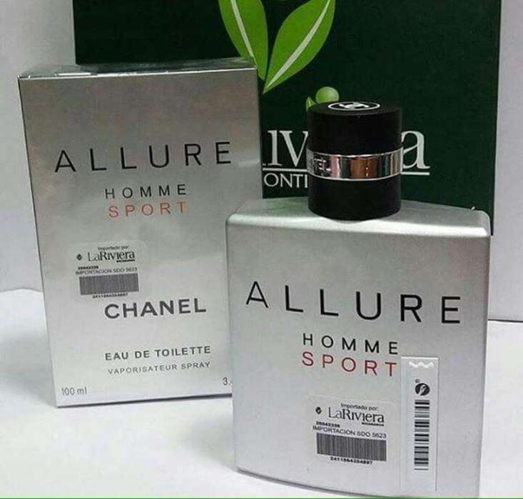 Allure Chanel 100ml Original